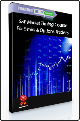 Larry Connors – S&P Market Timing Course For E-mini & Options Traders (Manual 350 pgs, Feb 2007) (tradingmarkets.com)