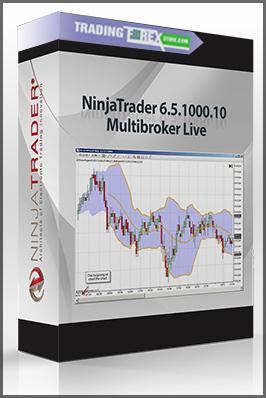 NinjaTrader 6.5.1000.10 Multibroker Live