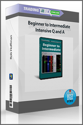 Rob Hoffman – Beginner to Intermediate Intensive Q and A