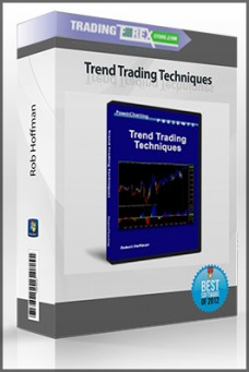 Rob Hoffman – Trend Trading Techniques