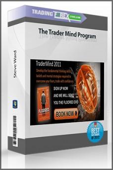 Steve Ward – The Trader Mind Program (Webinar, 600 MB)