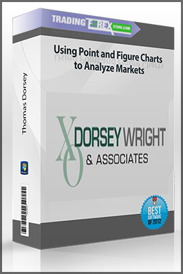 Thomas Dorsey – Using Point and Figure Charts to Analyze Markets