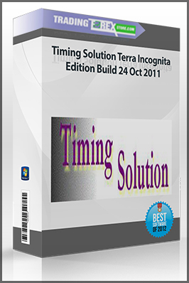 Timing Solution Terra Incognita Edition Build 24 Oct 2011