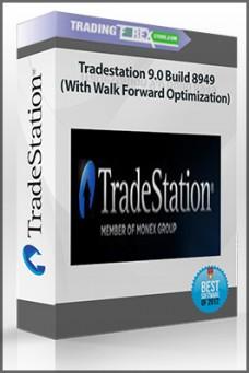 Tradestation 9.0 Build 8949 (With Walk Forward Optimization)