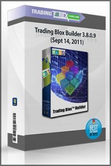 Trading Blox Builder 3.8.0.9 (Sept 14, 2011)