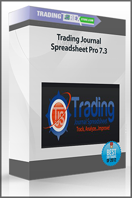 Trading Journal Spreadsheet Pro 7.3 - Trading Forex StoreTrading Forex Store