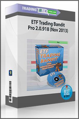 ETF Trading Bandit Pro 2.0.918 (Nov 2013)