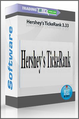Hershey's TickeRank 3.33