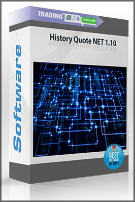 History Quote NET 1.10