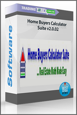 Home Buyers Calculator Suite v2.0.02