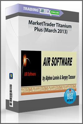 MarketTrader Titanium Plus (March 2013)