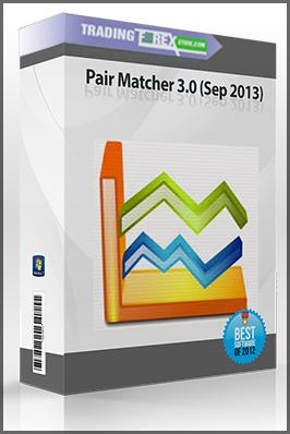 Pair Matcher 3.0 (Sep 2013)