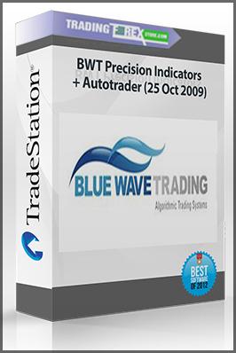 BWT Precision Indicators + Autotrader (25 Oct 2009)