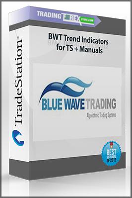 BWT Trend Indicators for TS + Manuals
