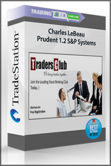Charles LeBeau – Prudent 1.2 S&P Systems