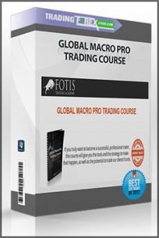 GLOBAL MACRO PRO TRADING COURSE