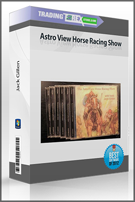 Jack Gillen – Astro View Horse Racing Show (Audio CD)