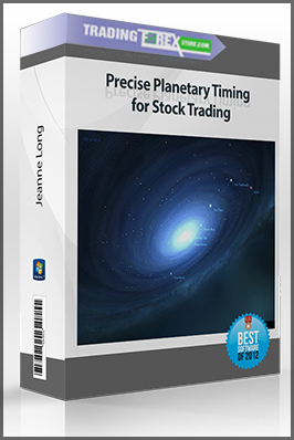 Jeanne Long – Precise Planetary Timing for Stock Trading