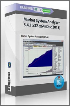 Market System Analyzer 3.4.1 x32-x64 (Dec 2013)