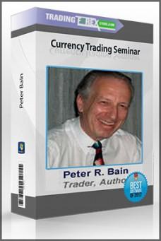 Peter Bain – Currency Trading Seminar