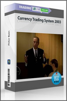 Peter Bain – Currency Trading System 2003