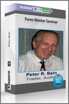 Peter Bain – Forex Mentor Seminar