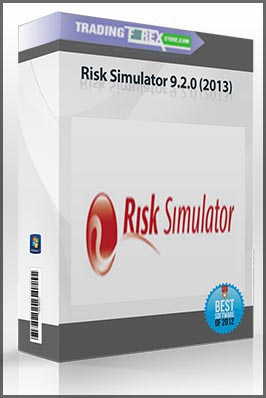Risk Simulator 9.2.0 (2013)