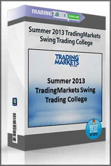 Summer 2013 TradingMarkets Swing Trading College