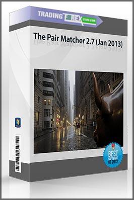 The Pair Matcher 2.7 (Jan 2013)