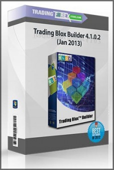 Trading Blox Builder 4.1.0.2 (Jan 2013)
