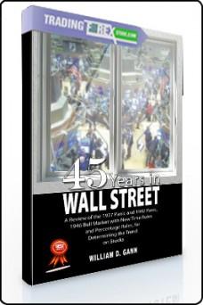 W.D.Gann – 45 Years in Wall Street