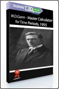 W.D.Gann – Master Calculator for Time Periods, 1955