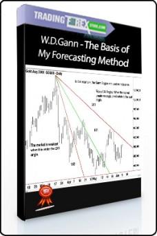 W.D.Gann – The Basis of My Forecasting Method