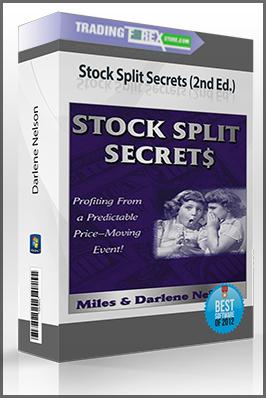 Darlene Nelson – Stock Split Secrets (2nd Ed.)
