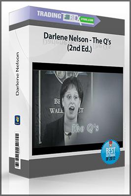 Darlene Nelson – The Q's (2nd Ed.)