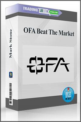 Mark Stone – OFA Beat the Market