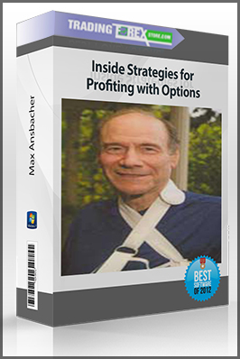 Max Ansbacher – Inside Strategies for Profiting with Options