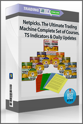 Netpicks. The Ultimate Trading Machine Complete Set of Courses, TS Indicators & Daily Updates