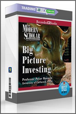 Peter Navarro – Big Picture Investing (Audio 265 MB)