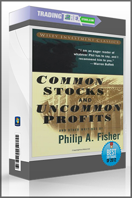 Philip A.Fisher – Common Stocks & Uncommon Profits (Audio Book)
