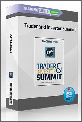 Profit.ly – Trader and Investor Summit
