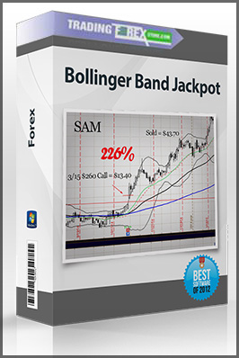 Bollinger bands multicharts