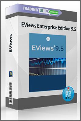 EViews Enterprise Edition 9.5