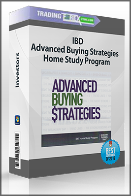 IBD Advanced Buying Strategies Home Study Program