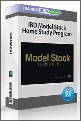 IBD Model Stock Home Study Program