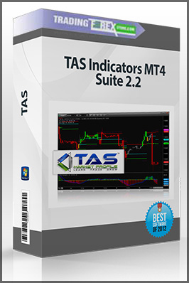 TAS Indicators MT4 Suite 2.2 (Jun 2016)
