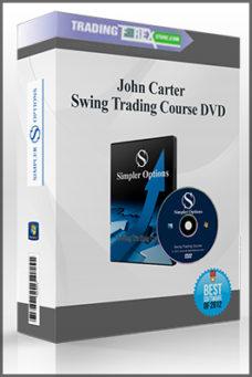 John Carter – Swing Trading Course DVD
