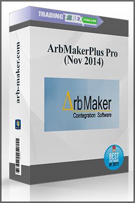 ArbMakerPlus Pro (Nov 2014)