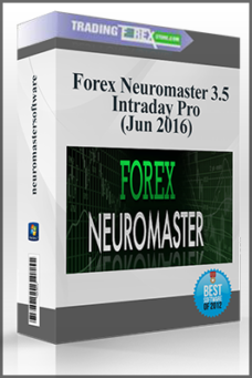 Forex Neuromaster 3.5 Intraday Pro (Jun 2016)