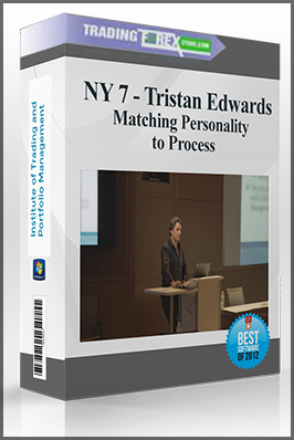 NY 7 – Tristan Edwards – Matching Personality to Process